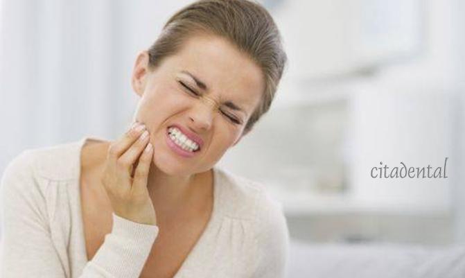El molesto dolor de mandíbula
