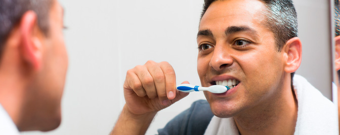 Técnicas de cepillado dental
