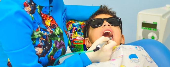 Odontólogo pediatra